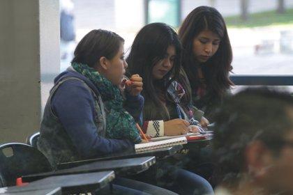 El legislador propone apoyar a estudiantes indígenas desde educación básica hasta nivel medio superior (Foto: ISAAC ESQUIVEL/Cuartoscuro)