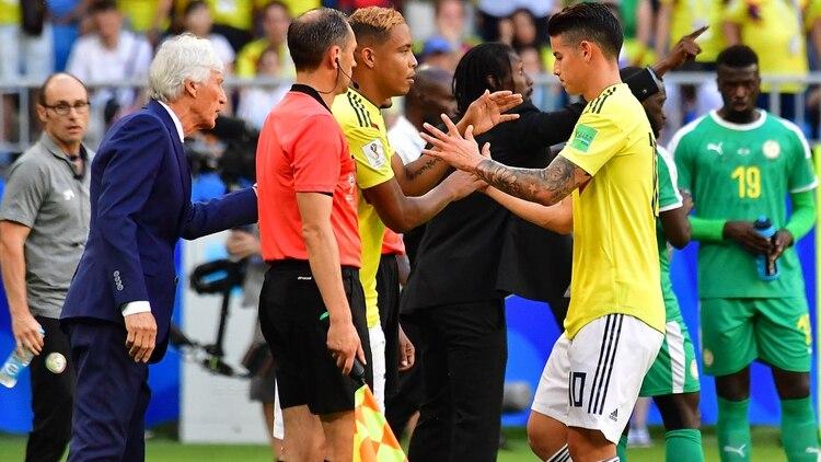Qué le pasa a James Rodríguez  La lesión que mantiene en vilo a ... 32b933d9c26ee