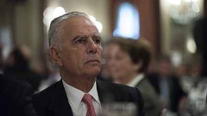 Bulgheroni es el presidente de PAE (Adrián Escandar)