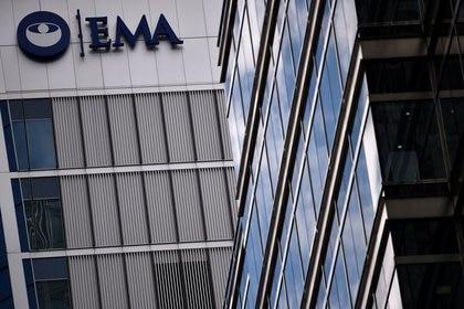 IMAGEN DE ARCHIVO. La sede de la Agencia Europea de Medicamentos (EMA) en Londres, Inglaterra. REUTERS/Hannah McKay