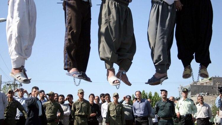 Resultado de imagen para imagenes ejecuciones publicas