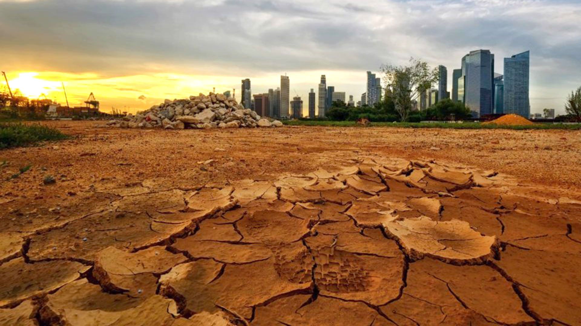 Olas de calor, derretimiento de los glaciares, inundaciones, sequías son algunas de las consecuencias del calentamiento global