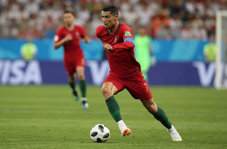Antes de ser una estrella, Cristiano Ronaldo no tenía dinero para comer fuera de la pensión del Sporting de Lisboa (Shutterstock)