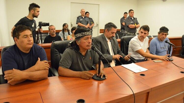 Varias comunidades mapuches reclaman la titularidad de tierras en Vaca Muerta, (Gentileza LMNEUQUÉN)