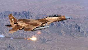 Israel atacó objetivos de Hamas en la Franja de Gaza en respuesta a la última ronda de cohetes lanzados