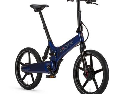 La bicicleta de Gocycle es liviana y compacta