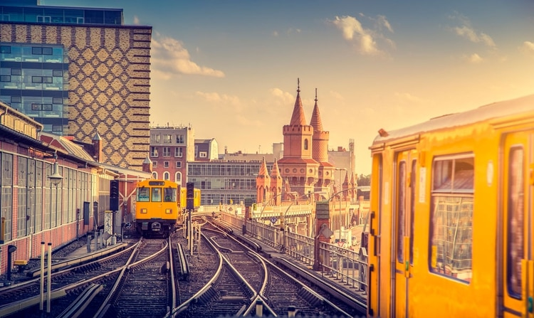 Friedrichshain, uno de los tradicionales barrios berlineses (Shutterstock)