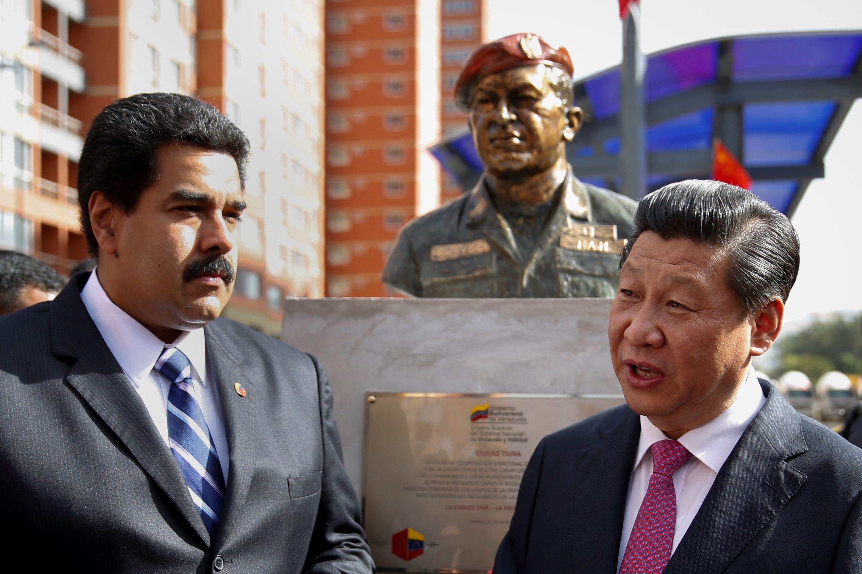 Maduro ha recibido ayuda de China y Rusia para enfrentar el coronavirus, pero no ha sido suficiente