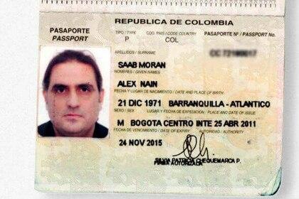 El documento colombiano de Saab