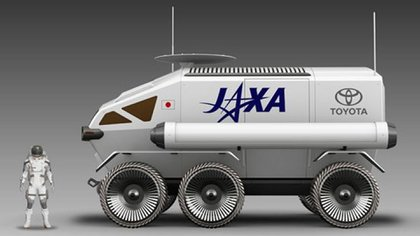La Agencia de Exploración Aeroespacial de Japón (JAXA) anunció el desarrollo del rover lunar del futuro