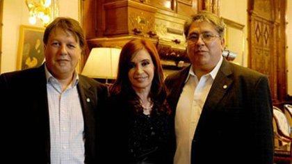 "George ""Mole"" Devoto became a close friend of the vice president"