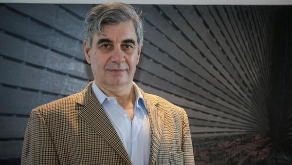 Mario Dell'Acqua, presidente de Aerolineas Argentinas.