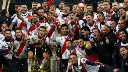 El último campeón argentino fue River en el 2018 (REUTERS/Sergio Perez/File Photo)
