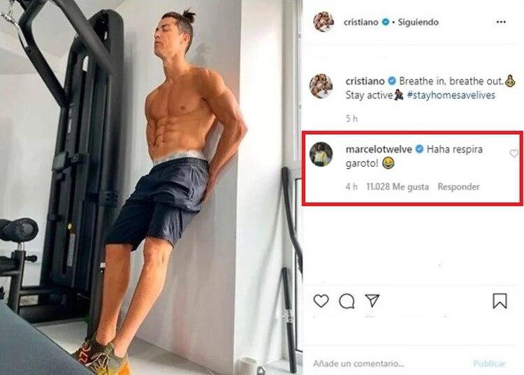 La burla de Marcelo