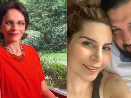 Pati Chapoy pudo haber tenido la exclusiva de la entrevista con Karla Panini y Américo Garza (IG: ventaneandouno / malinfluencersmx)