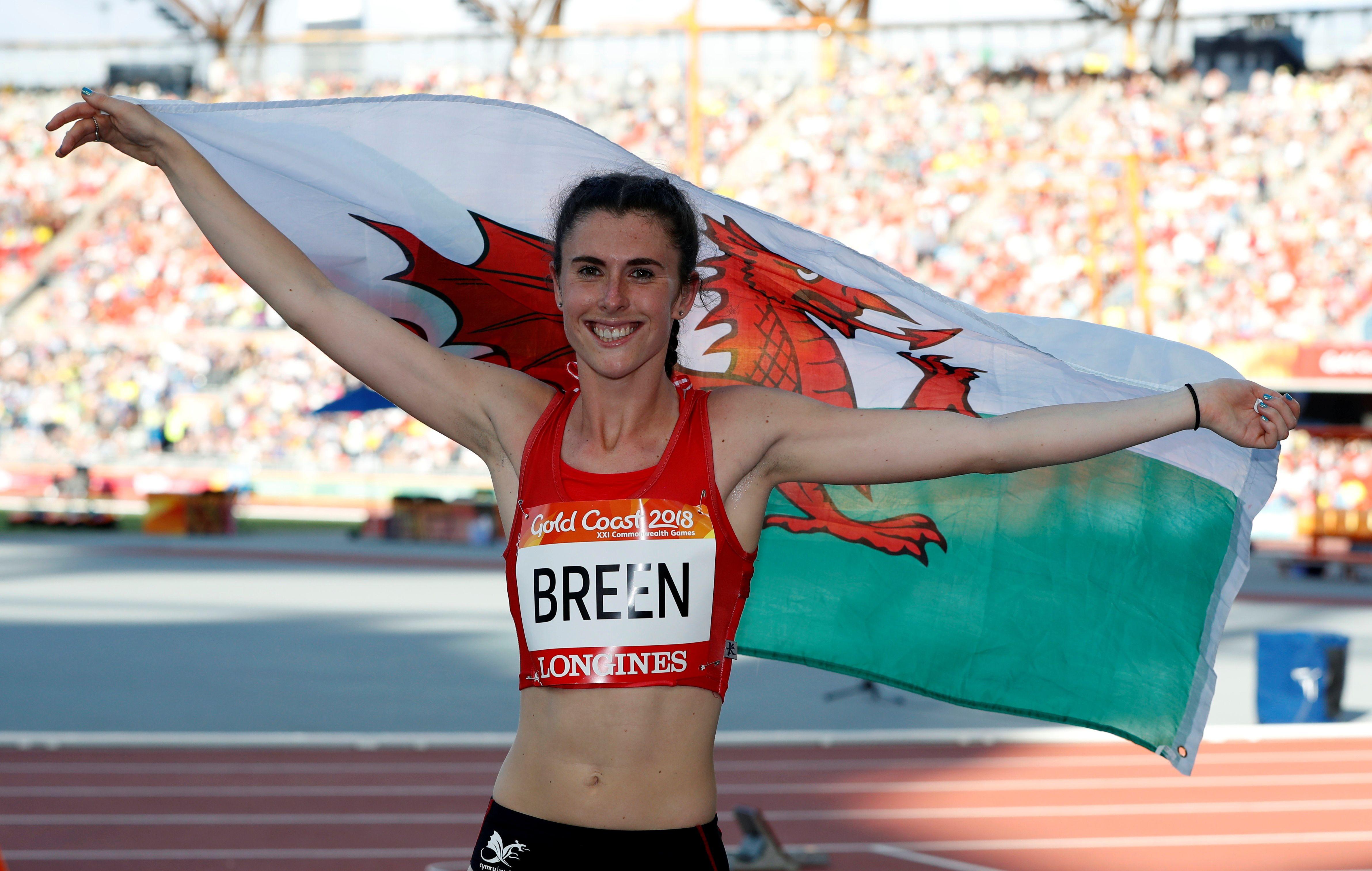 Olivia Breen ganó una medalla de bronce en Londres 2012 (Reuters)