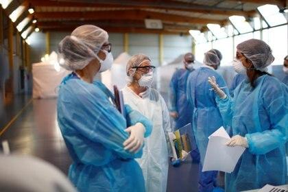 El número de infectados por coronavirus superó el medio millón en todo el mundo (REUTERS/Gonzalo Fuentes)