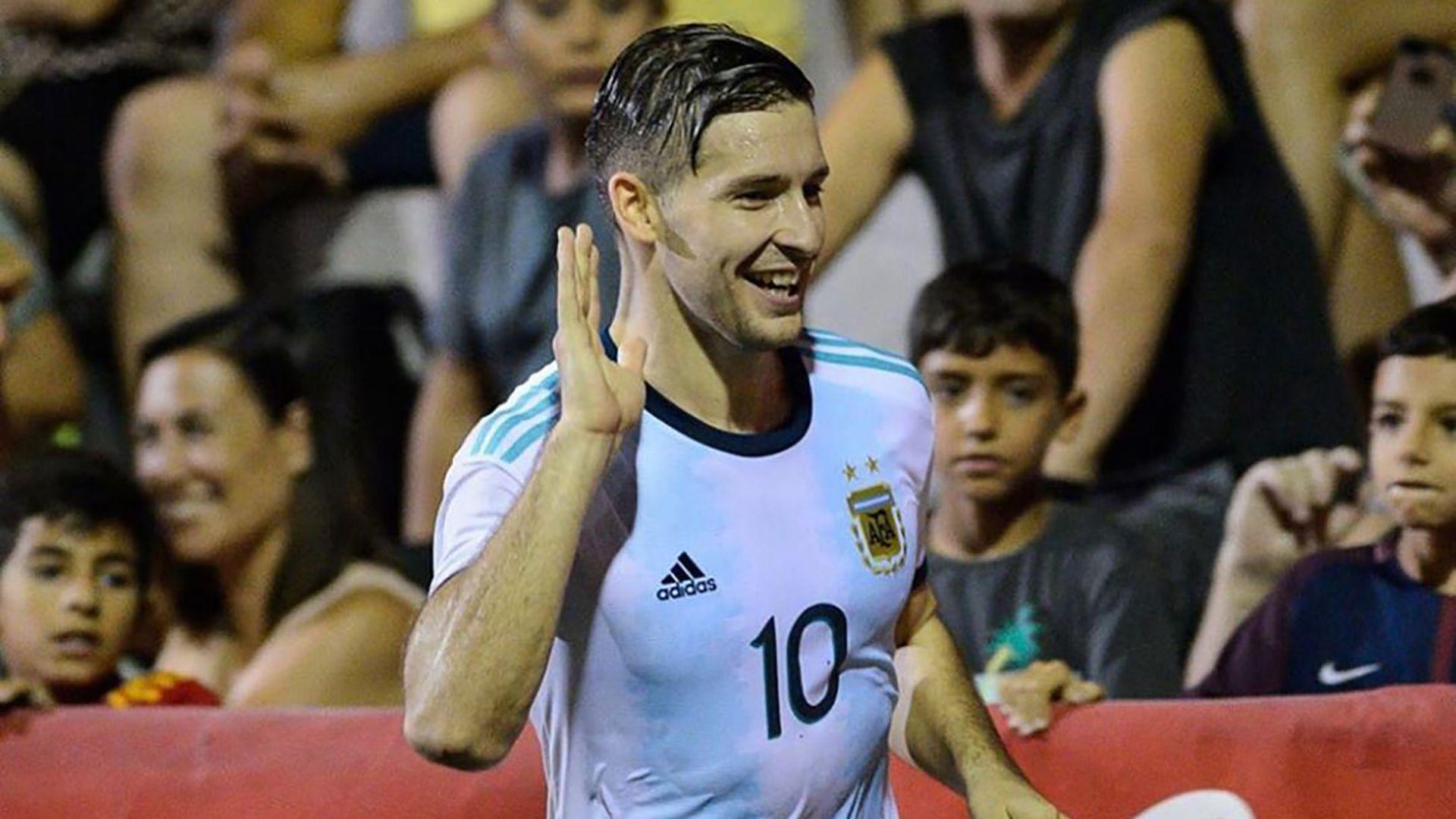 Miljevic brilló con la 10 de la Selección Sub 18 el año pasado en La Alcúdia (IG: @m.miljevic32)