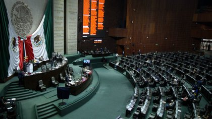 """Morena rechazó realizar un Parlamento Abierto para escuchar a los involucrados en el sector petrolero, aunque sí organizó """"mesas de diálogo"""" (Foto: Cuartoscuro)"""