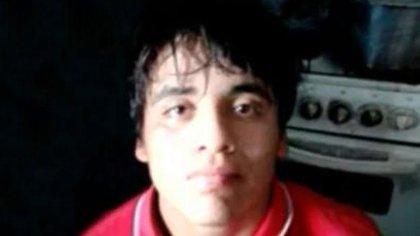 José Guaymas, el sospechoso de haber asesinado a Abigal Riquel