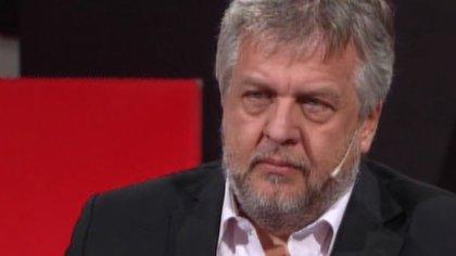 El fiscal Carlos Stornelli, blanco de la críticas del juezRodríguez en su descargo.
