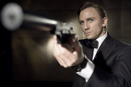 Daniel Craig (Shuttesrstock)