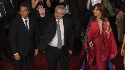 """El presidente de la Nación, ante la Asamblea Legislativa, pidió """"más solidaridad"""" al campo y habló de la propuesta para modificar las actuales retenciones"""