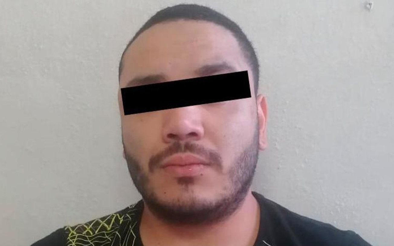 El Osmar ya había sido detenido en 2019 (Foto: Twitter@889Noticias)