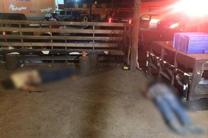 La agresión fue a las 23:00 horas (Foto: Twitter/jaliscoesuno)