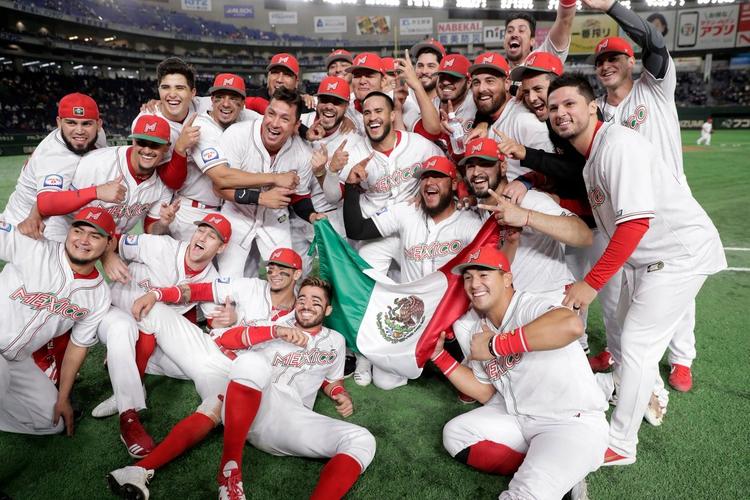 México logró su clasificación al béisbol olímpico al ganar el tercer lugar del Premier 12.