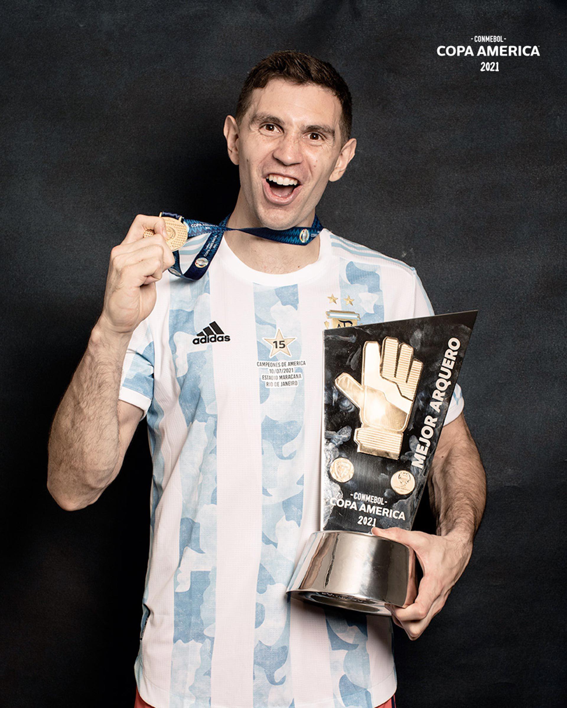 La película de Argentina campeón de América