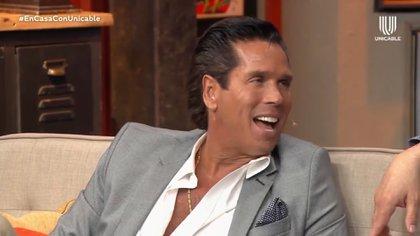 Palazuelos desató las risas con sus comentarios (Foto: Unicable - captura de pantalla)