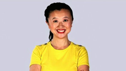 Karina Gao evoluciona favorablemente