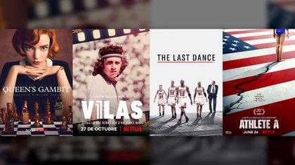 10 películas, series y documentales sobre deporte que marcaron 2020