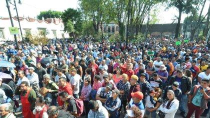 Los simpatizantes que busquen la reelección no podrán participar en actividades de proselitismo durante las sesiones plenarias (Foto: Kurtoscuro)