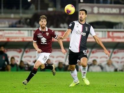 Sami Khedira, otro de los prescindibles de Juventus (REUTERS/Massimo Pinca/Files de Turín)
