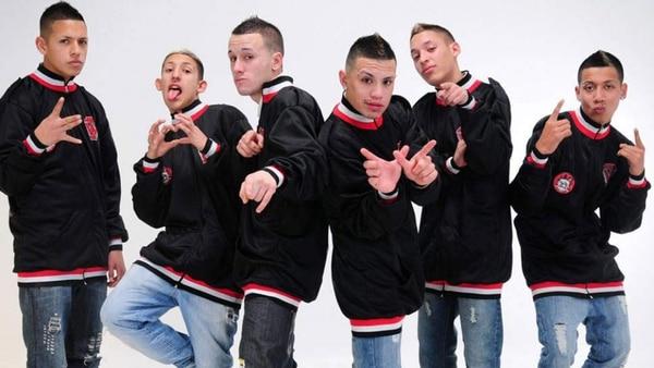 "El grupo musical Wachiturros se hizo muy popular con el tema ""Tirate un paso""."