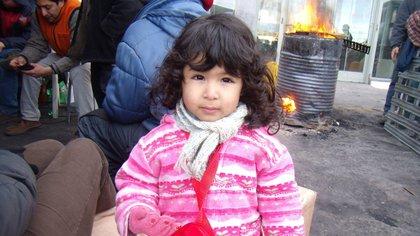 Sofía Herrera fue vista por última vez en un camping de Río Grande, en 2008