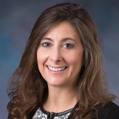 La legisladora Heather Scott