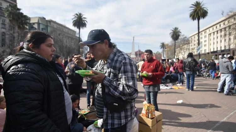 En el primer semestre la pobreza en Argentina regresó a niveles no vistos desde el segundo semestre de 2008 (DyN)