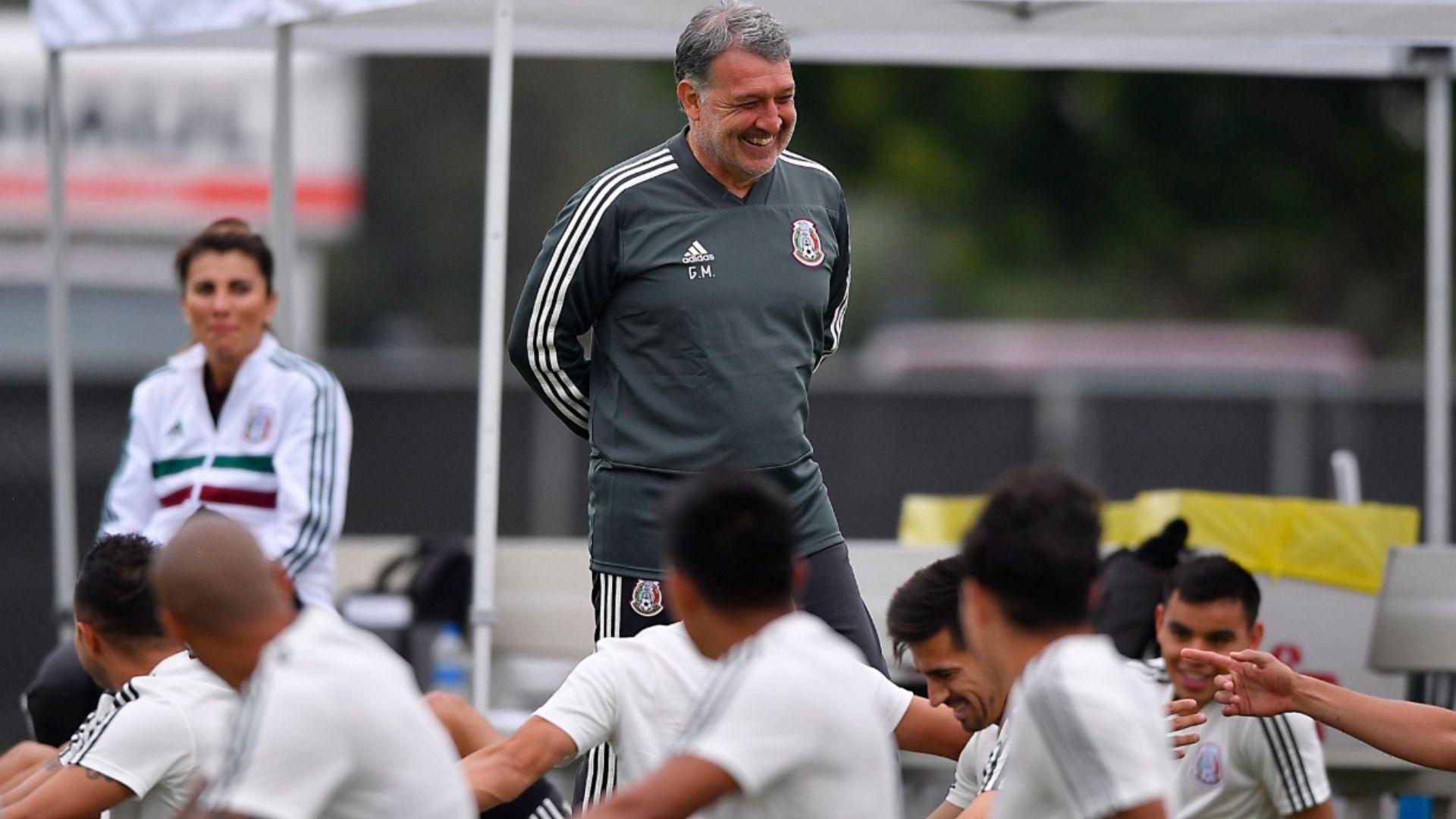 El DT argentino ha tenido buen desempeño en sus primeros partidos amistosos (Foto: Cortesía FMF)