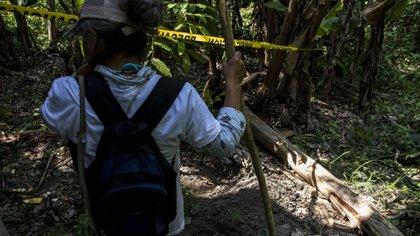El aumento de homicidos en los últimos lustros ha desembocado también en el descubrimiento de fosas clandestinas en México (Foto: Archivo)