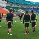 La escuadra mexicana tuvo su primera sesión de entrenamiento en Argentina (Foto: iTV Deportes)