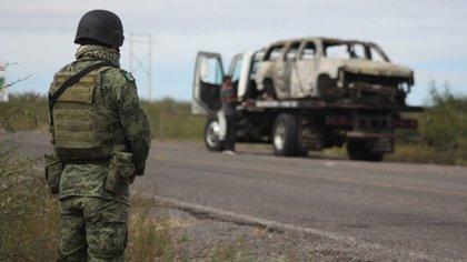 El Acuerdo por el que se dispone de la Fuerza Armada permanente para llevar a cabo tareas de seguridad pública fue publicado el paso mes de mayo en el DOF (Foto: Cuartoscuro)