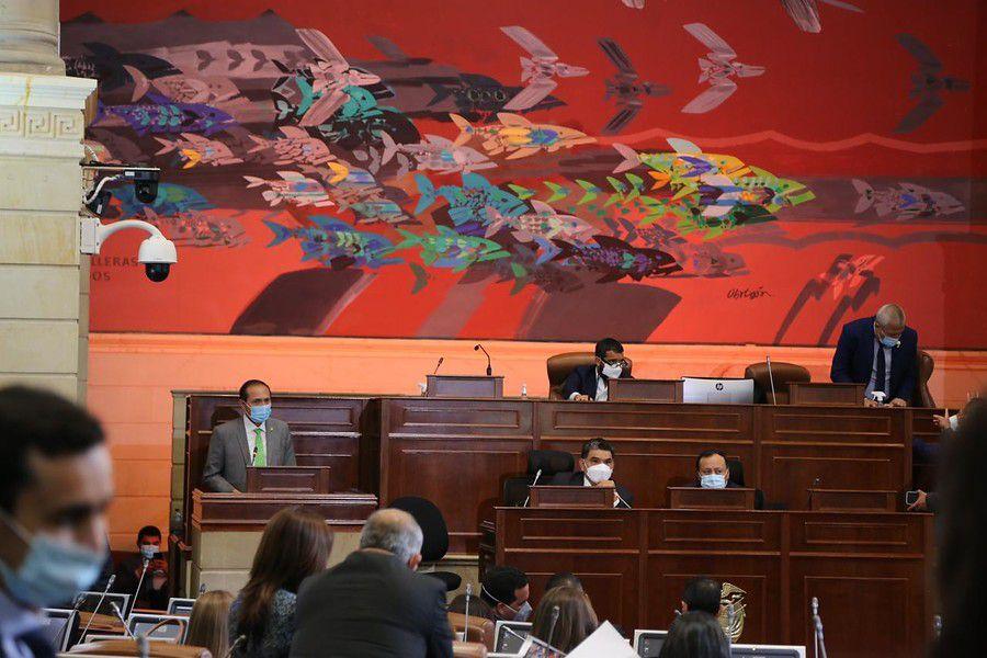Oposición Congreso