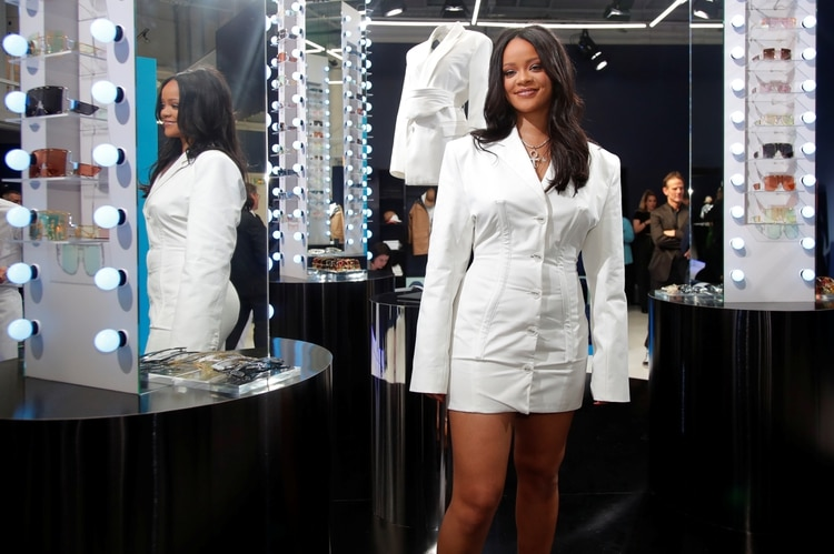 Rihanna (REUTERS/Charles Platiau)