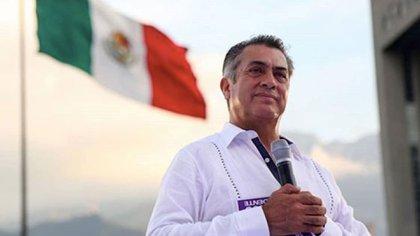 El gobernador de Nuevo León fue nombrado #LordCadenita por la respuesta que dio ante una petición (Foto: Instagram jaimerodriguezcalderon)