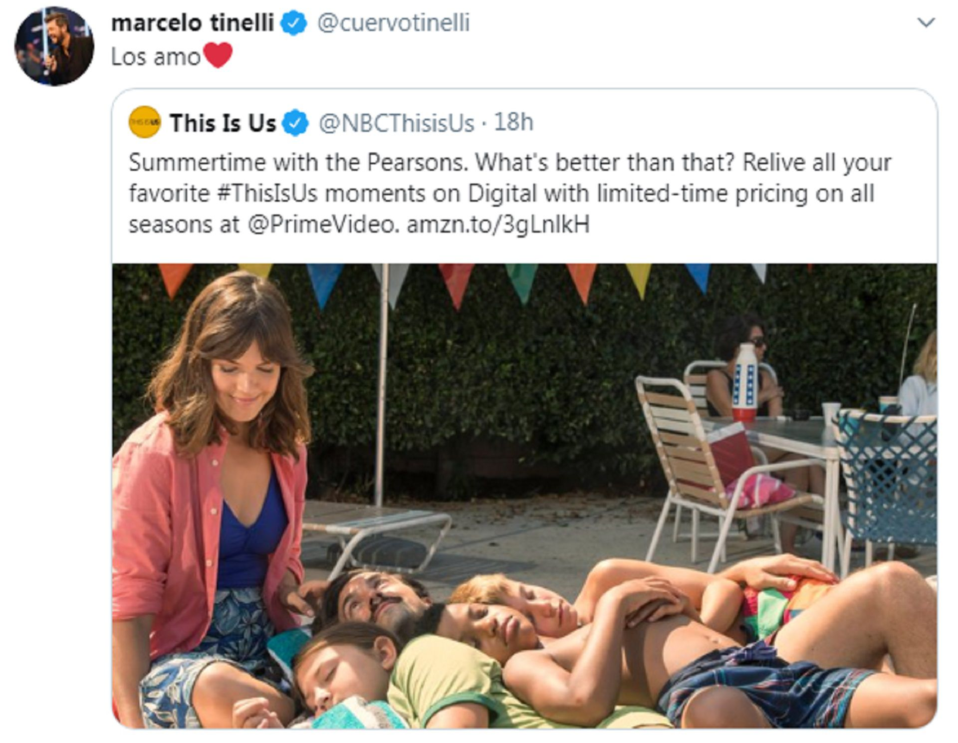 marcelo tinelli this is us