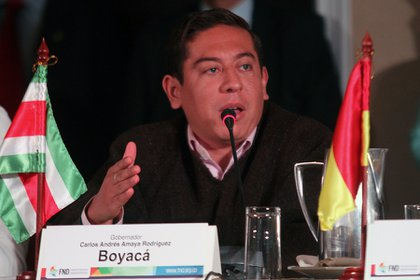 Carlos Amaya. / Colprensa