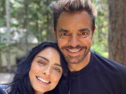 Padre e hija plasmaron aspectos de su relación en el reality show que grabaron en Marruecos (Foto: Instagram @aislinnderbez)